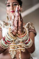 Sona henna detail by Resh Rall Wedding Photography, Leeds