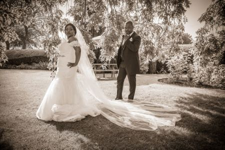 wedding photography in Roundhay Park by Resh Rall